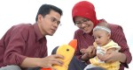 Bermain dengan anak